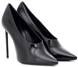 Saint Laurent Jazz patent leather pumps