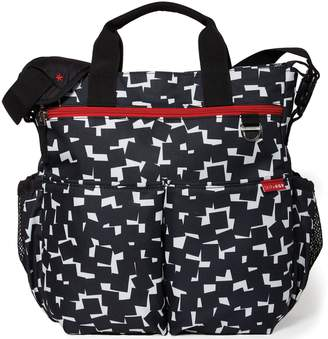 Skip Hop Duo Cubes Signature Diaper Bag