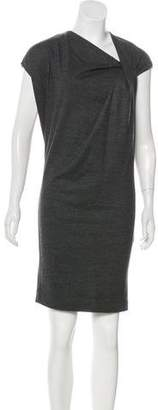 Helmut Lang Wool Knee-Length Dress w/ Tags