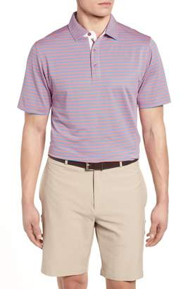 Bobby Jones XH2O Feed Stripe Polo