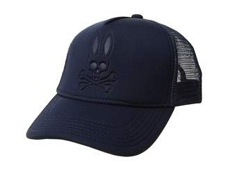 Psycho Bunny Embossed Bunny Baseball Cap