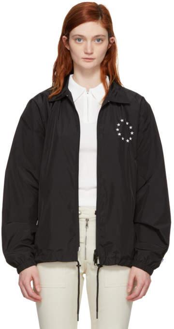 études Black League Jacket