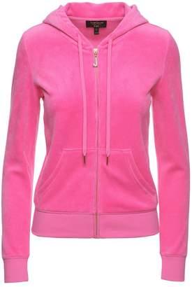 Juicy Couture J Bling Velour Robertson Jacket