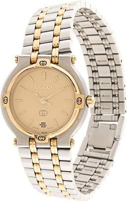 Gucci Pre-Owned Quartz wristwatch