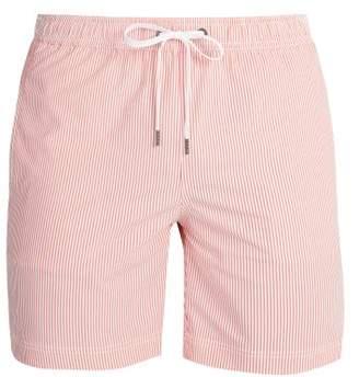 Onia Charles Swim Shorts - Mens - Orange
