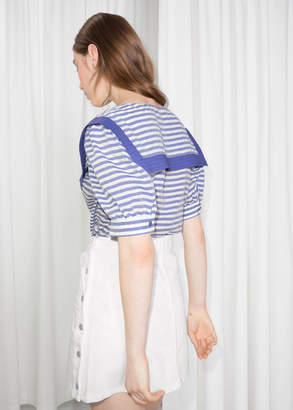 Nautical Sailor Blouse
