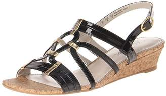 LifeStride Women's Yorta Wedge Sandal $49.99 thestylecure.com