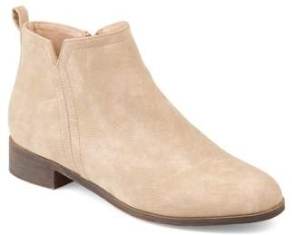 Co Comfort by Brinley Womens Almond Toe Bootie