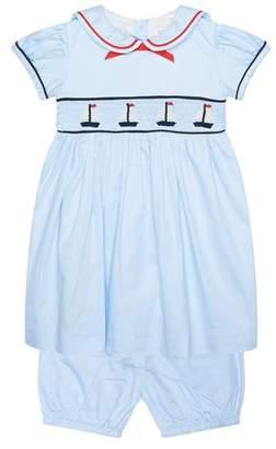 Rachel Riley Sailor Smock Dress