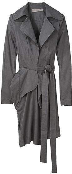 Preen Line Mac Coat