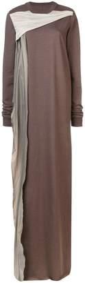 Rick Owens Combo long dress