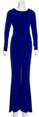 Rachel Zoe Jersey Evening Dress