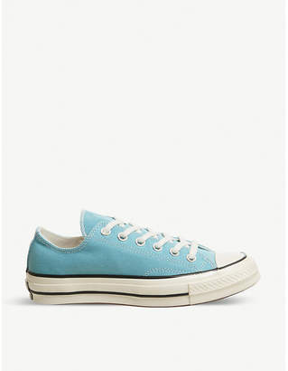 Converse Ox 70's canvas low-top trainers