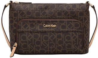 Calvin Klein H3JEJ2CB MCBH Monogram East West Cross Body