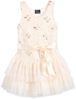 Pink & Violet Tutu Dress, Little Girls (2-6X) $74 thestylecure.com