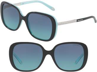 15beca6aebf Free Ship + Free Returns at Nordstrom · Tiffany   Co. 54mm Gradient  Sunglasses