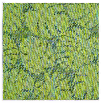 Fiesta Tropical Leaf Cool Woven PVC Placemat