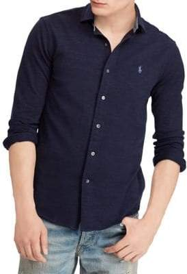Polo Ralph Lauren Capri Slim-Fit Shirt