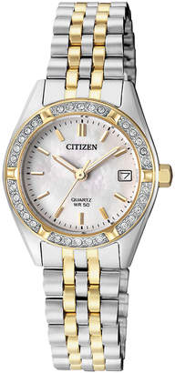 Citizen EU6064-54D Two Tone Watch