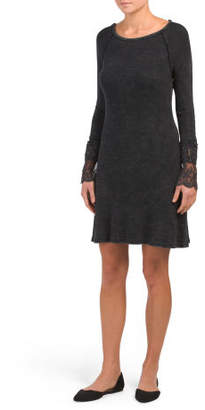 Made In Usa Waffle Thermal Dress