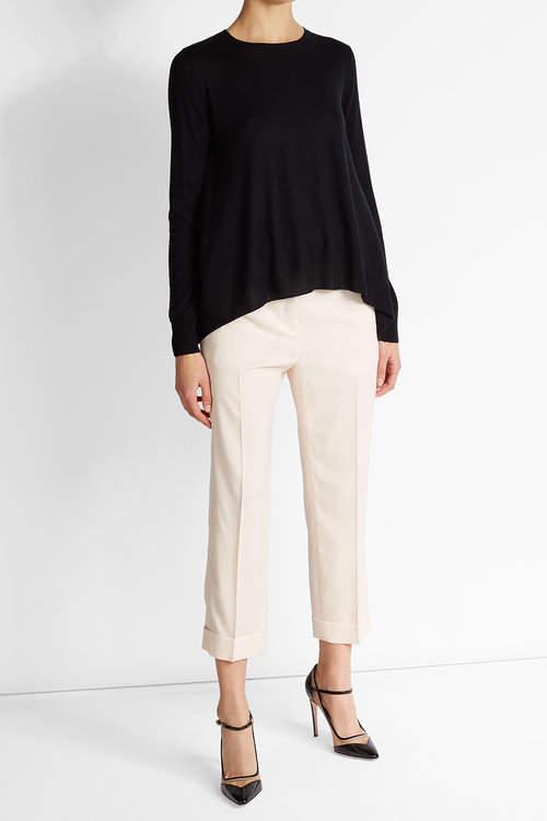 Max MaraMax Mara Silk and Cashmere Pullover