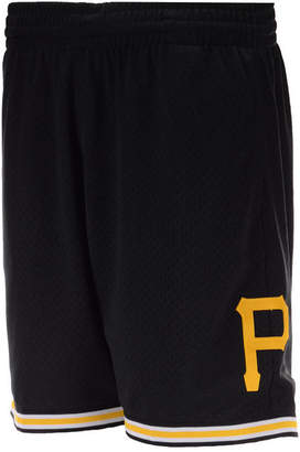 Mitchell & Ness Men's Pittsburgh Pirates Swing Shorts