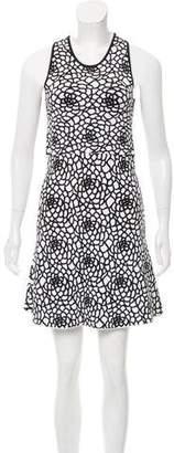 A.L.C. Floral Pattern Dress