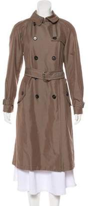 Marc Jacobs Double-Breasted Long Coat