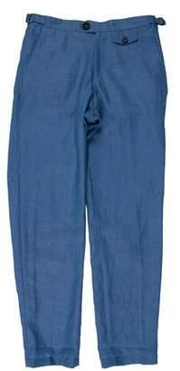 Oliver Spencer Skinny Five-Pocket Dress Pants