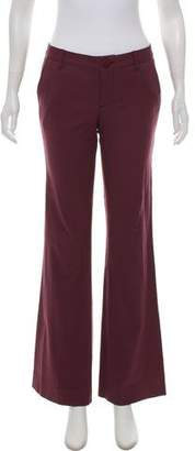 Marc by Marc Jacobs Mid-Rise Flared Pant