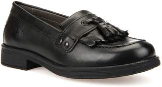 Geox 'Respira(TM) - Agata 8' Patent Leather Loafer