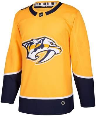 adidas Nashville Predators NHL Authentic Pro Home Jersey