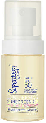 Supergoop! Sun Defying Sunscreen Oil SPF 50 1 oz.