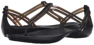Crocs Isabella T-Strap Women's Sandals