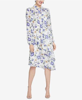 Rachel Roy Victorian Tie-Neck Dress