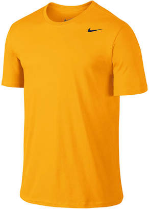 Nike Men's Dri-Fit Cotton Crew Neck T-Shirt