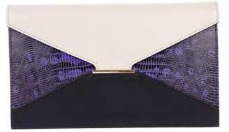 Celine Lizard Diamond Wallet
