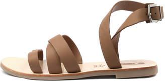Sol Sana Clash sandal Black Sandals Womens Shoes Casual Sandals-flat Sandals