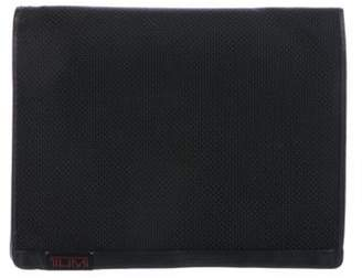 Tumi Leather-Trimmed Bifold Wallet Black Leather-Trimmed Bifold Wallet