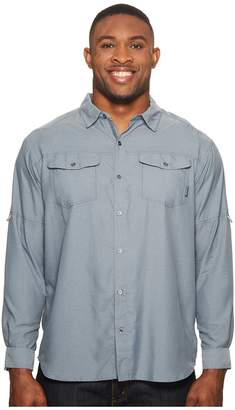 Columbia Big Tall Pilsner Peak II Long Sleeve Shirt Men's Long Sleeve Button Up