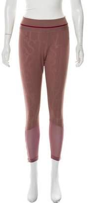 Stella McCartney Mid-Rise Athletic Leggings w/ Tags