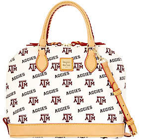 Dooney & Bourke NCAA Texas A&M University ZipZip Satchel - ONE COLOR - STYLE