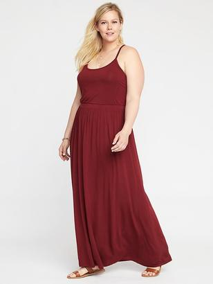 59ae6344bf5 Old Navy High-Neck Plus-Size Maxi Dress