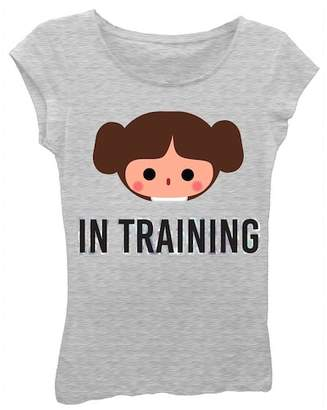 Freeze Star Wars Classic In Training Tee (Little Girls)