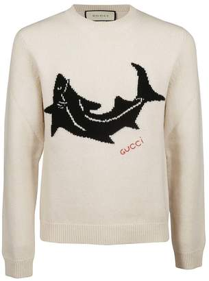 Gucci Knitted Short Sweater