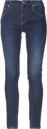 Care Label Denim pants - Item 42749380SJ