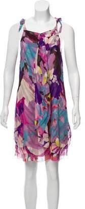 Diane von Furstenberg Silk Deana Dress