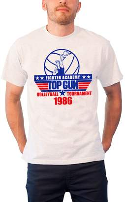 Top Gun T Shirt Volleyball Tournament new Official Mens