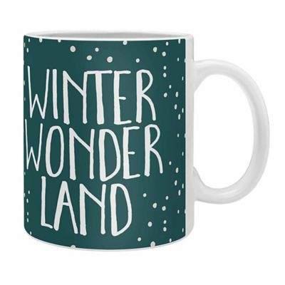 "Deny Designs Zoe Wodarz ""Winter Wonder"" Mugs (Set of 2)"