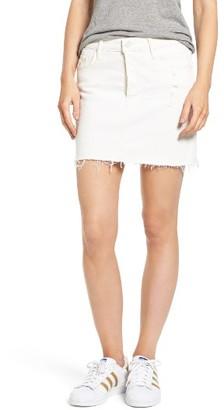 Mother Women's The Vagabond Denim Skirt